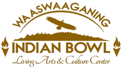 Waaswaaganing Indian Bowl