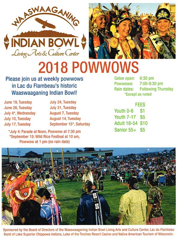 Indian Bowl Poster 2018